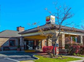Comfort Inn & Suites Erie, hotel in Erie