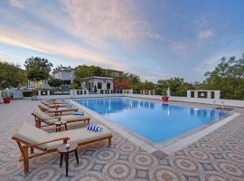 The Maharana Bagh, accessible hotel in Udaipur