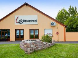 Campanile Colmar - Parc des Expositions, hotel near Saint-Matthews Protestant Church, Colmar