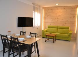 Alojamiento Renueva, apartment in León