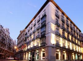 Hotel Infantas by MIJ, hotel near National Library of Spain, Madrid