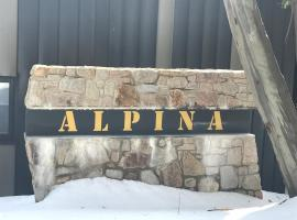 Alpina, hotel in Falls Creek
