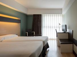 Hotel Ciudad de Logroño, hotel Logroñóban