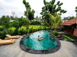 Puri Kobot, guest house in Ubud