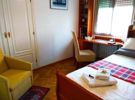 Tu hogar en Madrid, bed and breakfast en Madrid
