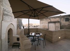 Albergo Del Sedile, hotel a Matera