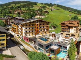Hotel Kendler, hotel v Saalbachu