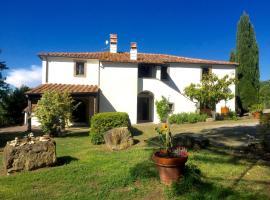 Villa Gaia, hotel in Seggiano