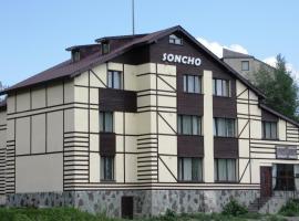 Soncho Gudauri, hotel in Gudauri
