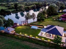 Villa Una Navis, holiday home in Bihać