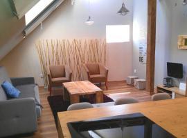 Grand Nature Apartment, dovolenkový prenájom v Poprade