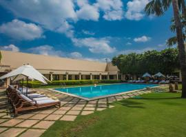 Trident Agra, accessible hotel in Agra