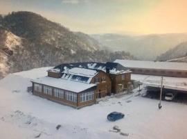 Turbaza Dolina Kavkaza, отель в Кисловодске
