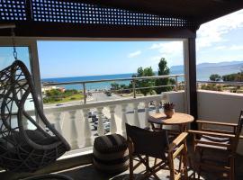 Villa Naias, hotel near Fransiscan Monastery of Agios Fragkiskos, Kato Daratso