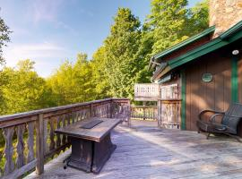 Bridal Veil Lodge, hotel in Franconia