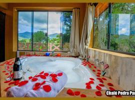 Chalés Mirante das Pedras, hotel em Monte Verde