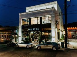 Vandyke Bed & Beverage, hotel in East Nashville, Nashville