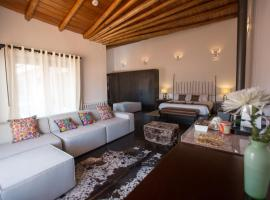 Tocuyeros Boutique Hotel, hotel in Cusco