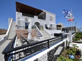 Villa Agas, guest house in Karterados