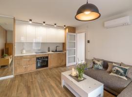 Gerves Apartamentai, apartamentai mieste Palanga
