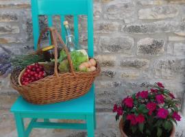 Authentic Istria&pet friendly apartment Banko near Rovinj, hotel near Dvigrad Castle, Kanfanar