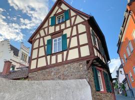 Ferienwohnung Zum Malerwinkel, Ferienwohnung in Rüdesheim am Rhein