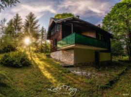Lake Fairy - Plitvica Selo 36, cabin in Plitvica Selo