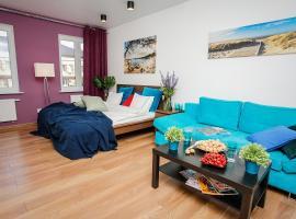 Apartment on Gorkogo 7, apartment in Kaliningrad