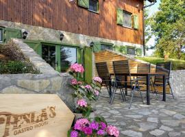 Tesla's Gastro House Plitvice, guest house in Prijeboj
