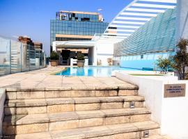 Apart hotel Fraga, aparthotel en Santiago