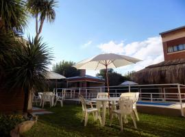 Residencial Sol del Champaqui, hotel en Mina Clavero