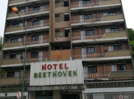 Hotel Beethoven, hotel in Caracas