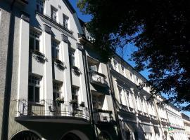 Barclay Hotel, hotel in Tartu