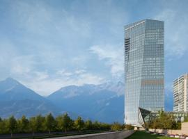 The Ritz-Carlton, Almaty, hotel near Boluan Sholak International Exhibition and Sports Centre, Almaty