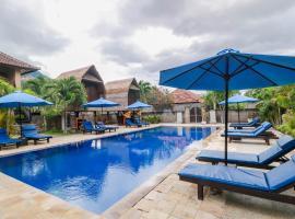 OYO 1029 Jubawa, hotel in Pemuteran