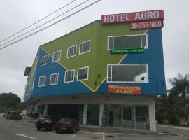 Hotel Agro, hotel in Raub