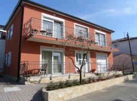 Apartments Nina, apartma v Umagu