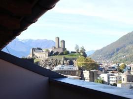 Hotel Internazionale Bellinzona, Hotel in der Nähe von: Bahnhof Bellinzona, Bellinzona