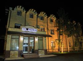DIAMOND TASHKENT HOTEL, hotel en Tashkent