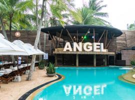 Angel Beach Unawatuna, hotel in Unawatuna