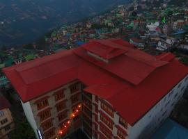 Yangthang Heritage, accessible hotel in Gangtok