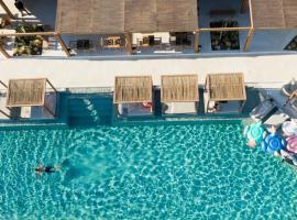 Rocabella Mykonos Hotel, hotel in Agios Stefanos