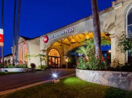 Best Western Plus Newport Mesa Inn, hotel near John Wayne Airport - SNA, Costa Mesa