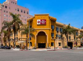 Best Western Plus Hotel at the Convention Center, hotel in Long Beach