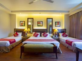 Hotel Picasso, three-star hotel in New Delhi