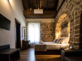 D'Argento Boutique Rooms, budget hotel in Rhodes Town