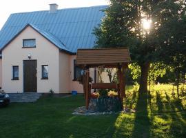 Pokoje Goscinne Zaruby Sejny, villa in Sejny