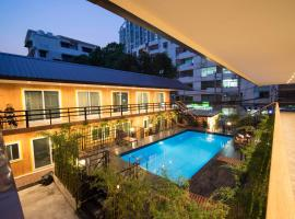 Resort M - MRT Huai Khwang, Resort in Bangkok