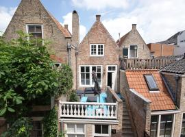 De Parel, apartment in Middelburg