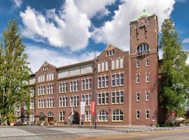 Stayokay Hostel Amsterdam Oost, hostel in Amsterdam